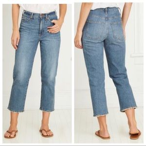 NWT Universal Thread High-Rise Cropped Jeans 12